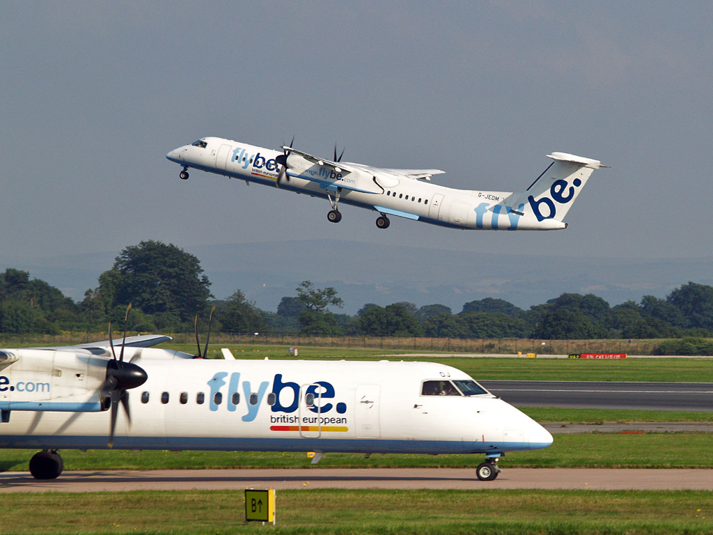 Used For - Flybe Tribute